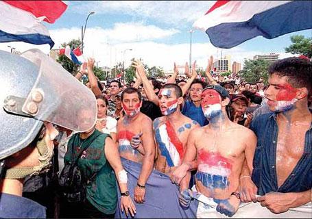Un Marzo Paraguayo P...