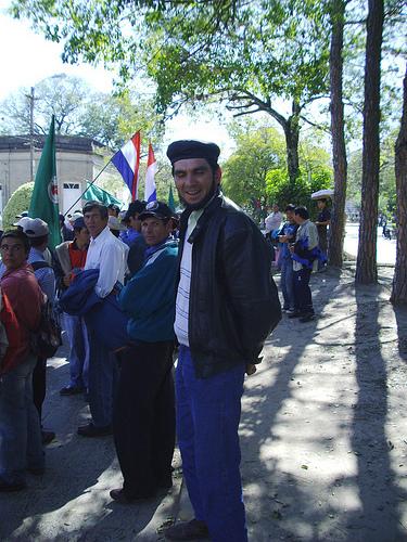 Marcha Campesina 18  13-08-2009 por ti.