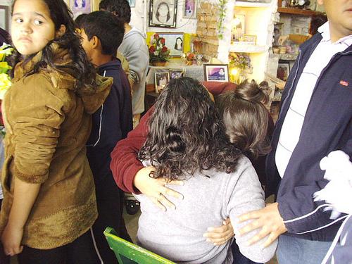 Un abrazo en el dolor del Ycuá Bolaños por ti.